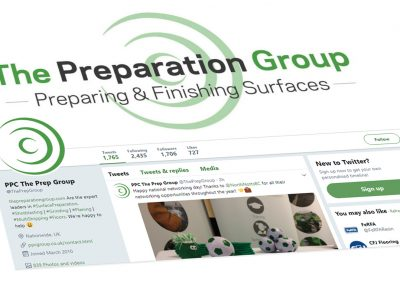 The Preparation Group begins a re-brand