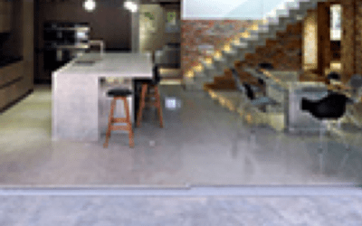 Polished concrete project receives awards