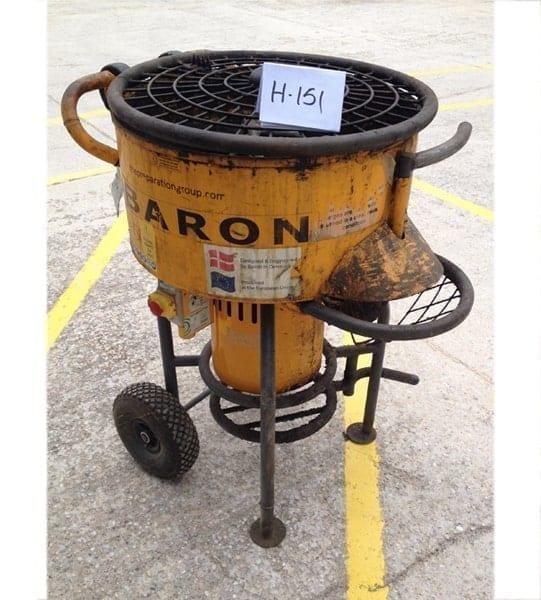 Baron Mixer