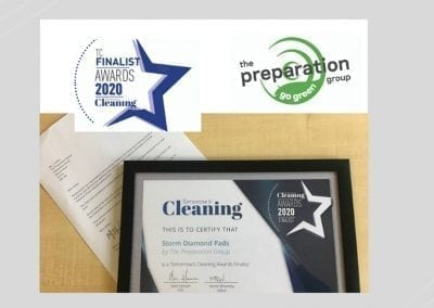 #TeamPPC award winning finalist cleaning pads