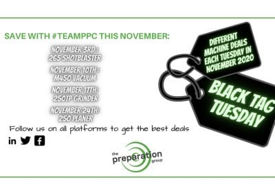#TeamPPC presents #BlackTagTuesday!