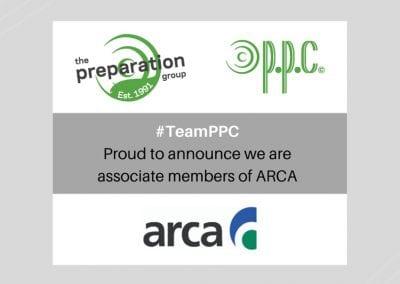 #TeamPPC proud ARCA Associate Members